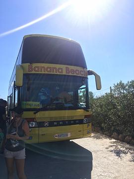 香蕉海滩旅游景点攻略图