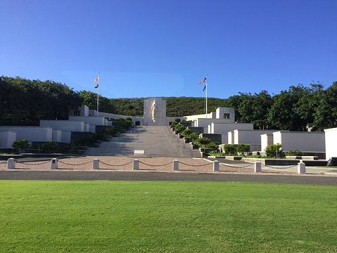 太平洋国家公墓旅游景点图片