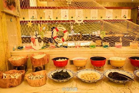福州世纪金源大饭店汇景阁自助餐厅