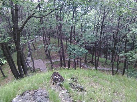 平山神鹿旅游区旅游景点攻略图