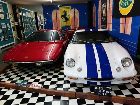 九州自动车历史馆旅游景点图片