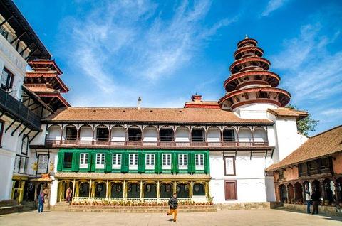 哈努曼多卡宫旅游景点攻略图