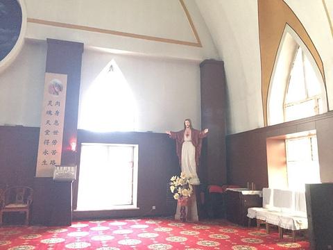 耶稣圣心主教座堂旅游景点图片