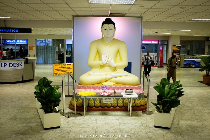 班达拉奈克国际机场图片