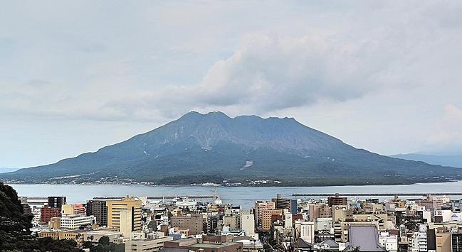 城山展望台图片