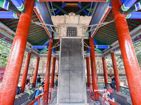 西安碑林博物馆旅游景点图片