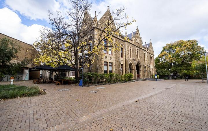 """""""""""我们去墨尔本大学吧,哪儿可有着澳洲最美..._墨尔本大学""""的评论图片"""