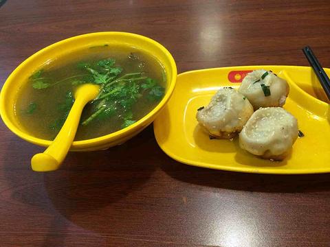 小杨生煎(黄河路店)旅游景点图片