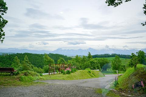 三爱之丘展望公园旅游景点攻略图