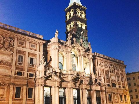 圣乔治马焦雷教堂旅游景点图片