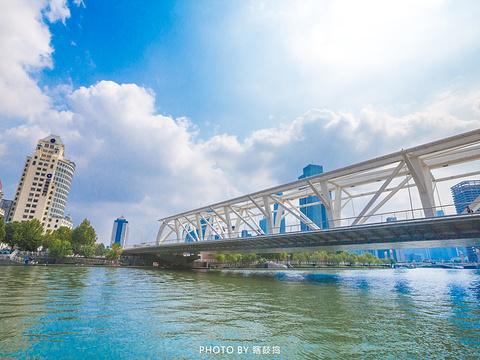 海河旅游景点图片