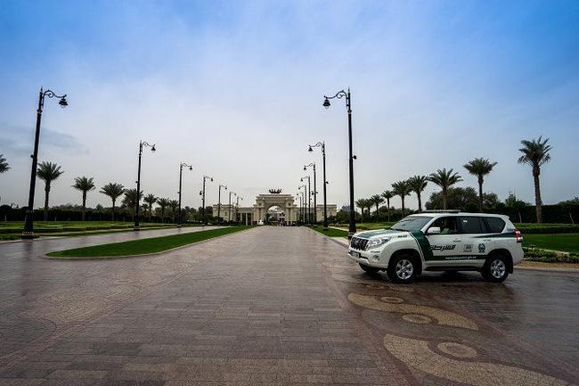 北京——迪拜,外观迪拜酋长皇宫,外观七星帆船酒店图片
