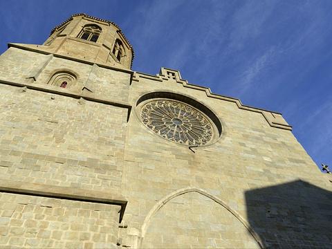 圣米歇尔及圣古都勒大教堂旅游景点图片