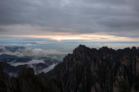 黄山风景区旅游图片