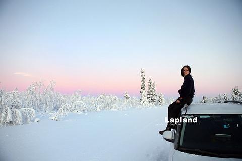 基维科(Kivikko)滑雪场(Savikiekontie 4)旅游景点攻略图