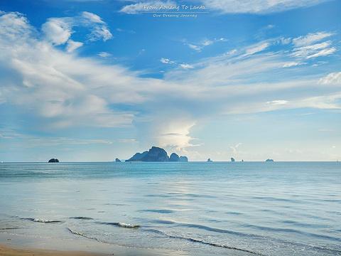 奥南海滩旅游景点图片