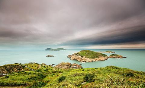 渔山岛旅游景点攻略图