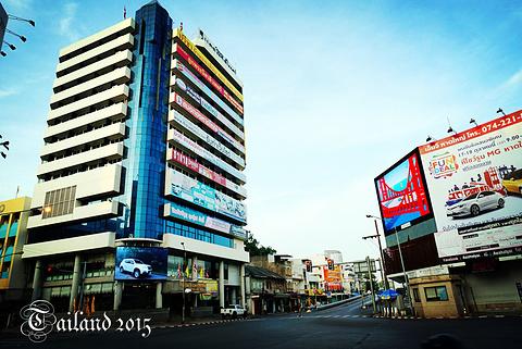 V.L. 合艾酒店(V.L. HatYai Hotel)旅游景点攻略图