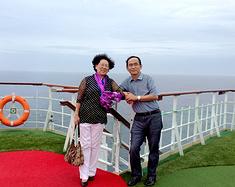 (天海邮轮日本鹿儿岛5日) —— 游弋在天海之间