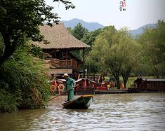 忆旧游·又杭州 (之西溪)