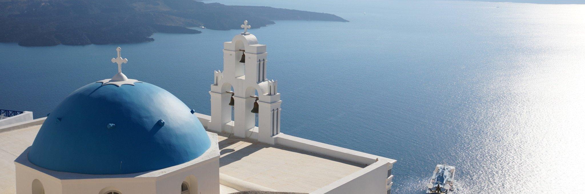 希腊,一辈子一定要去的地方