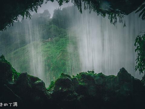水帘洞旅游景点图片