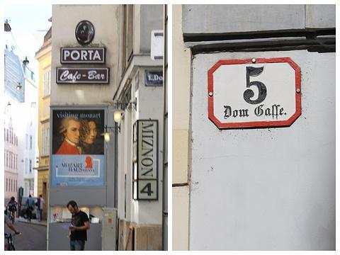 莫扎特故居旅游景点图片