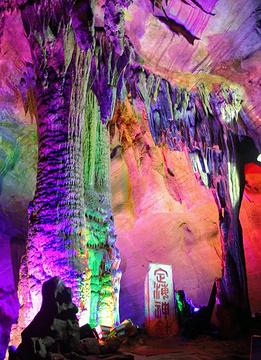 龙宫洞旅游景点攻略图