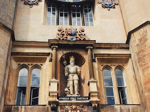 牛津三一学院旅游景点图片