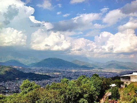 世界和平塔旅游景点图片