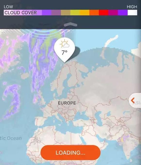 2.天气预报软件图片