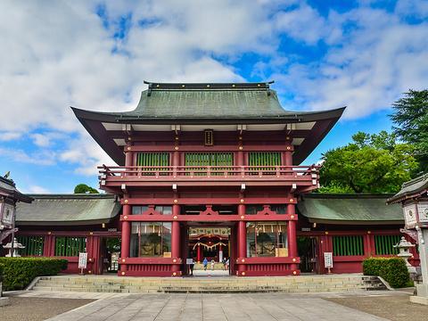 玉造稻荷神社旅游景点图片