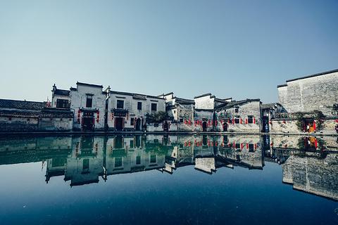 宏村景区的图片