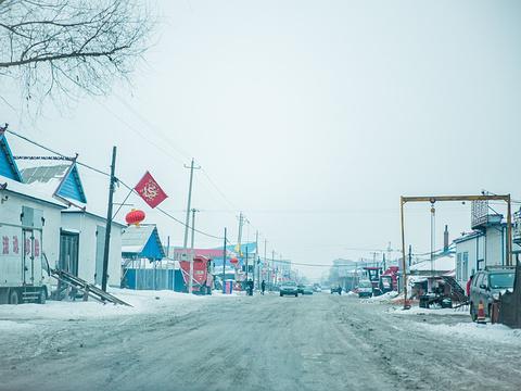乌拉街满族镇旅游景点图片