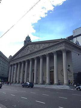 布宜诺斯艾利斯主教座堂旅游景点攻略图