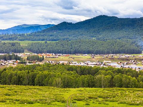 禾木村旅游景点图片