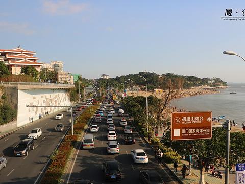环岛路旅游景点图片