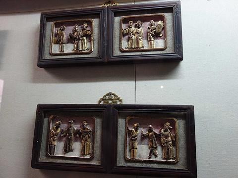 江南木雕博物馆旅游景点图片