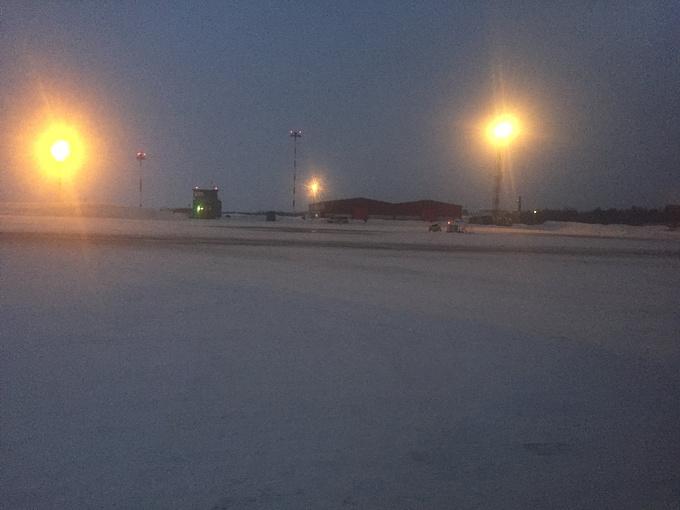 摩尔曼斯克机场图片
