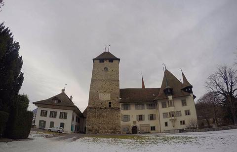 施皮茨城堡旅游景点攻略图