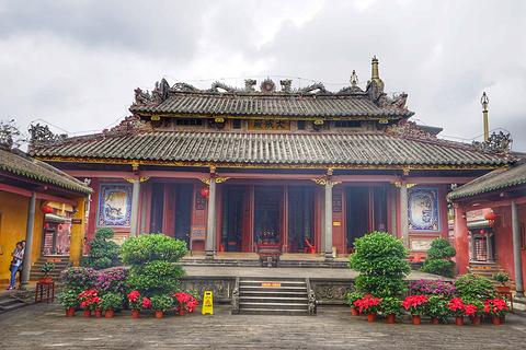 文昌孔庙的图片