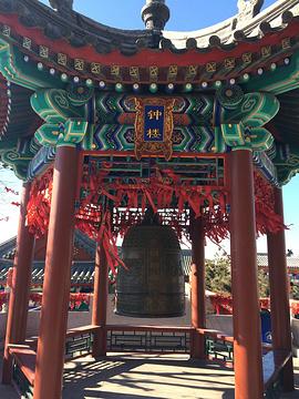 秦行宫遗址旅游景点攻略图