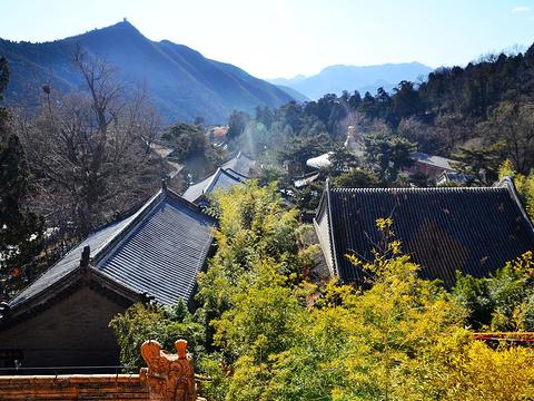 潭柘寺旅游景点图片