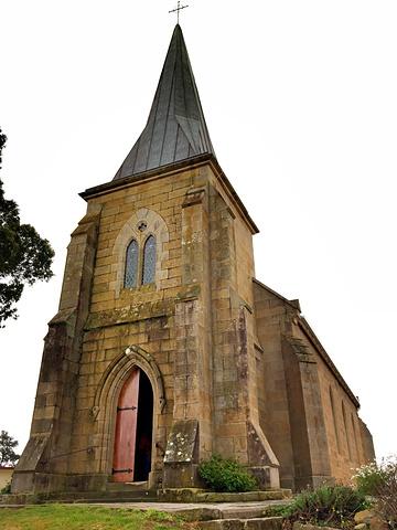 """""""地址:St John's Circle,..._ST. JOHN'S教堂""""的评论图片"""