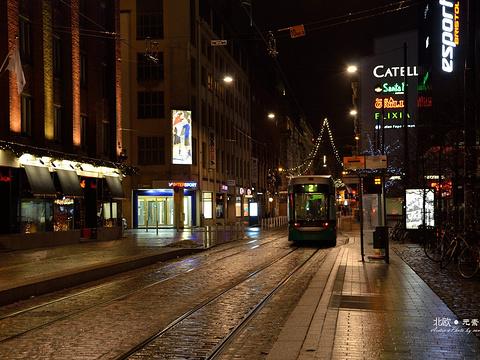 赫尔辛基中央火车站旅游景点图片