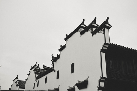卢宅明清古建筑群旅游景点攻略图