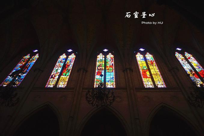 石室圣心大教堂图片