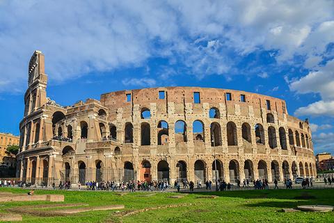 罗马斗兽场的图片