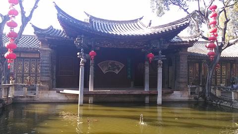 朱家花园旅游图片