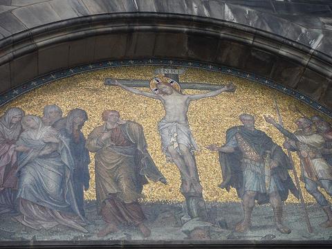 不莱梅圣彼得大教堂旅游景点攻略图